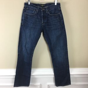 Lucky Brand 121 Heritage Slim Fit Button Fly jeans